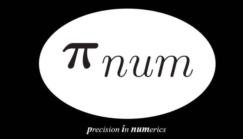 pinum.de - precision in numerics